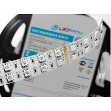 Светодиодная лента LP IP22 5050/120 LED (холодный белый, lux, 24, 31005)