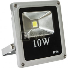 Светодиодный прожектор SLIM 10W 220V IP65 White