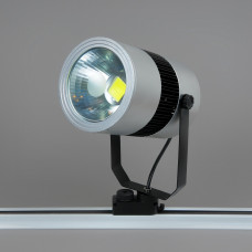 01-20WCOB-220V-6000K Трековый светильник (Холодный белый)