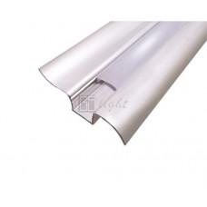 Алюминиевый профиль ПЛИНТУС LA.5321