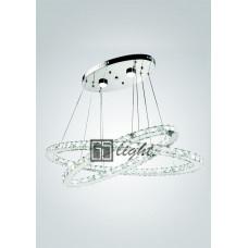 Хрустальная светодиодная люстра DW-8729