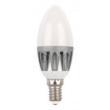 Светодиодная свеча C37-III E14 4.5W 220V Day White
