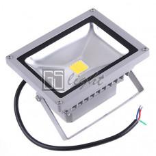Светодиодный прожектор 20W IP65 220V Warm White